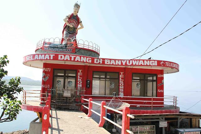 Asal Usul Kota Banyuwangi