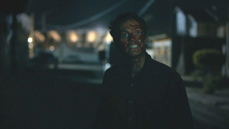 Troy en el episodio 3x14 de Fear The Walking Dead