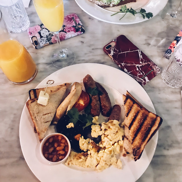 best brunch in manchester