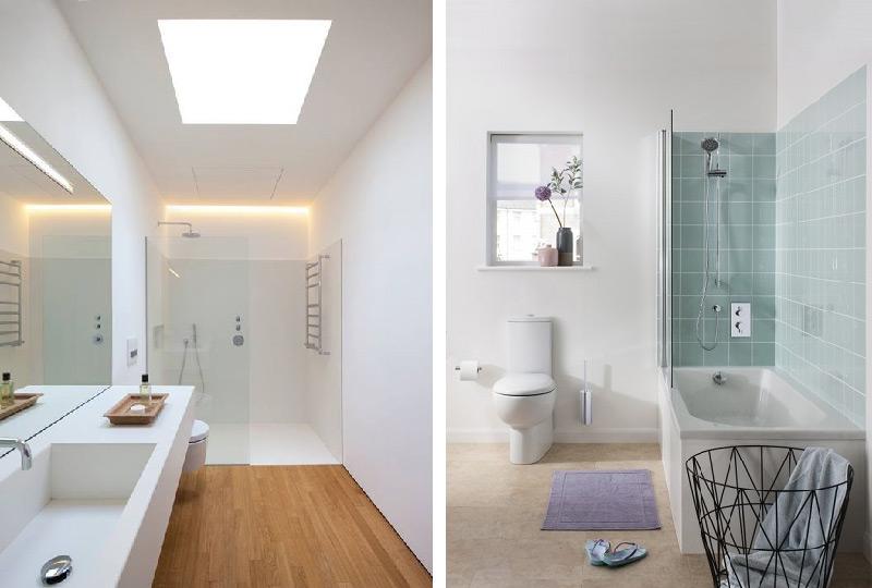 Il bagno: soluzioni per tutta la famiglia tra estetica e ...
