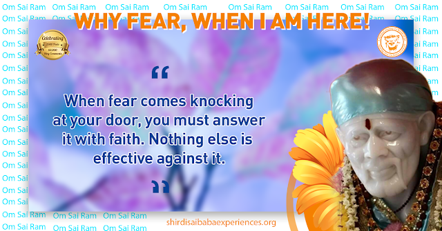 Prayer For Job, Health, Finance And Family Issue - Anonymous Sai Devotee