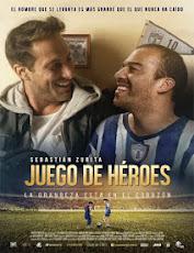pelicula Juego de Héroes (2016)
