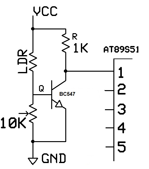 light dependent resistor circuits