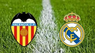 Валенсия – Реал Мадрид смотреть онлайн бесплатно 3 апреля 2019 прямая трансляция в 22:30 МСК.