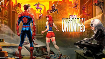 Spider-Man Unlimited Apk + Data Android Online