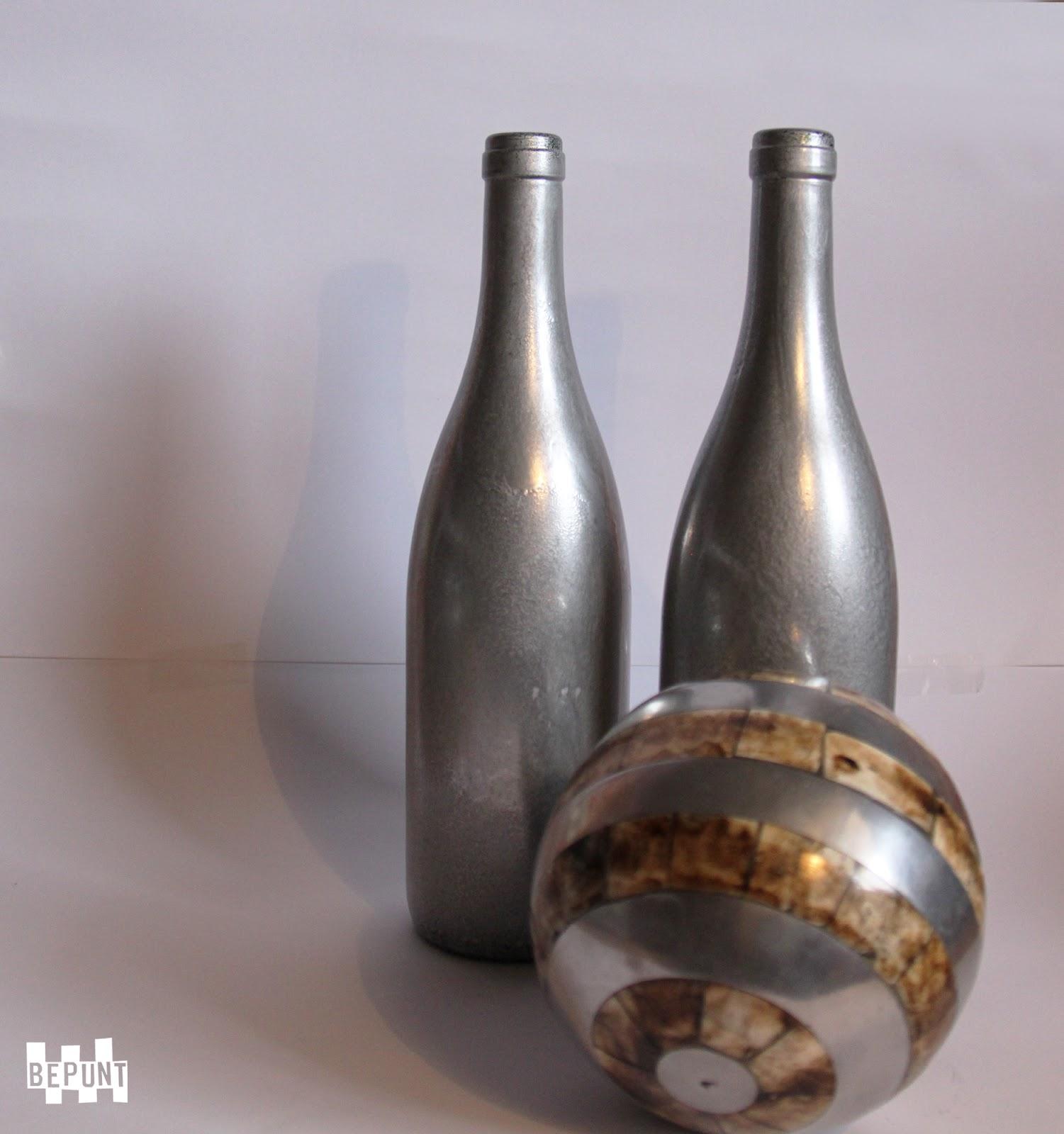 Eierlikörflasche