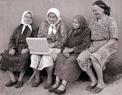 Image result for Four Old Ladies
