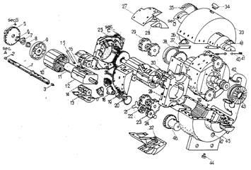 *State ofthe Art-Novel InFlowTech 1Gearturbine RotaryTurbo