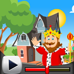 G4K Happy King Rescue 2 Game Walkthrough