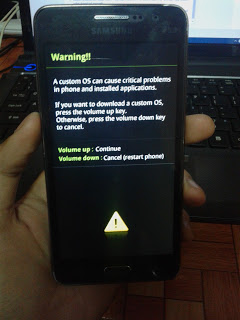 Cara Flashing Samsung Grand Prime SM-G530H