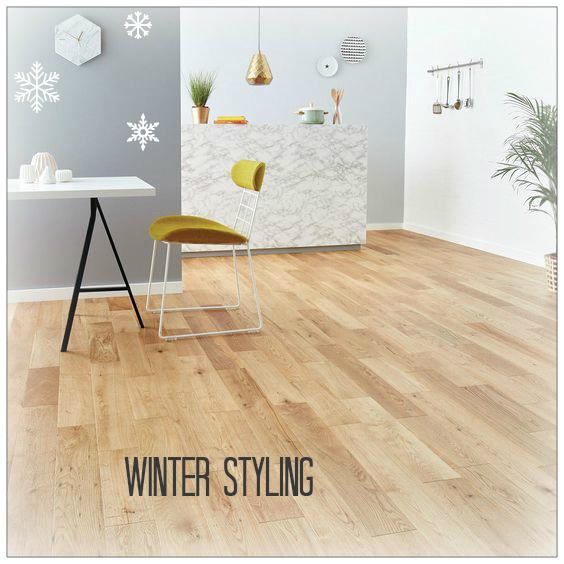 wood flooring for winter