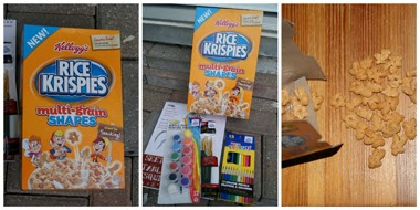 Rice Krispies: Multi-Grain Shapes