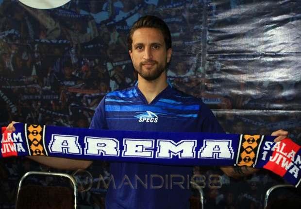 Arema FC Dikabarkan Tunggak Gaji Jad Noureddine Dua Bulan
