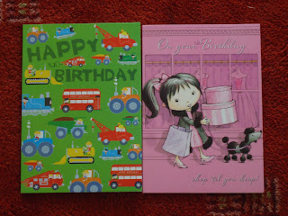 Unbirthday cards - a family fun activity