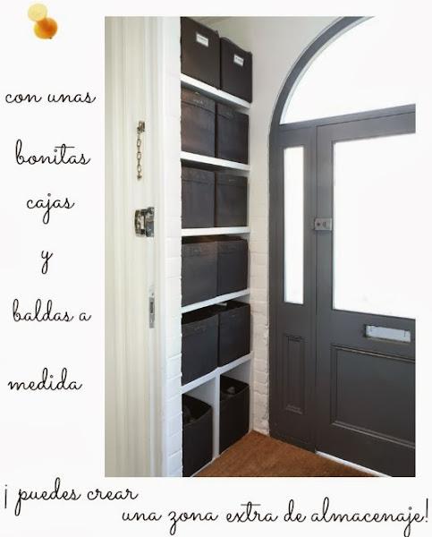 Ideas para ahorrar espacio en casa decorar tu casa es - Ideas para ahorrar en casa ...