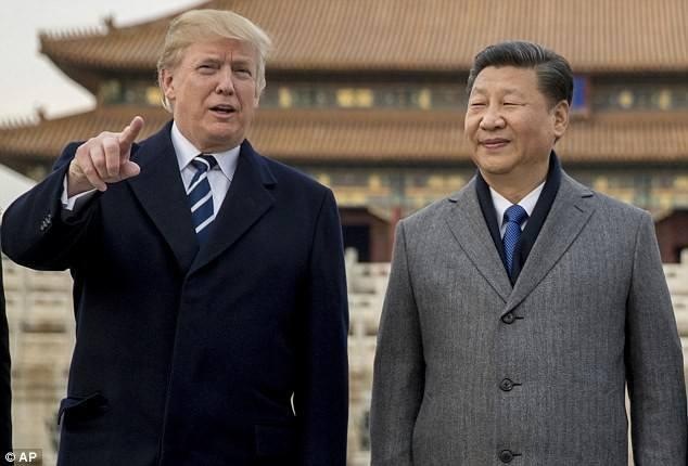 Tổng thống Mỹ Donald Trump gặp Chủ tịch Trung Quốc Tập Cận Bình