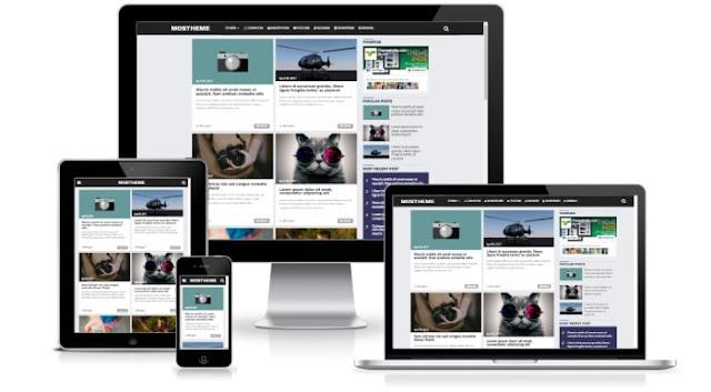 Mostheme blogger template