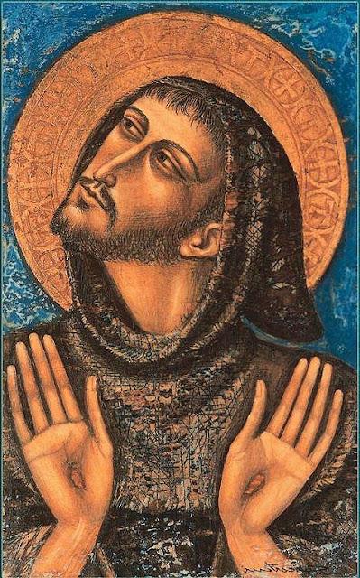 Memória da canonização de São Francisco