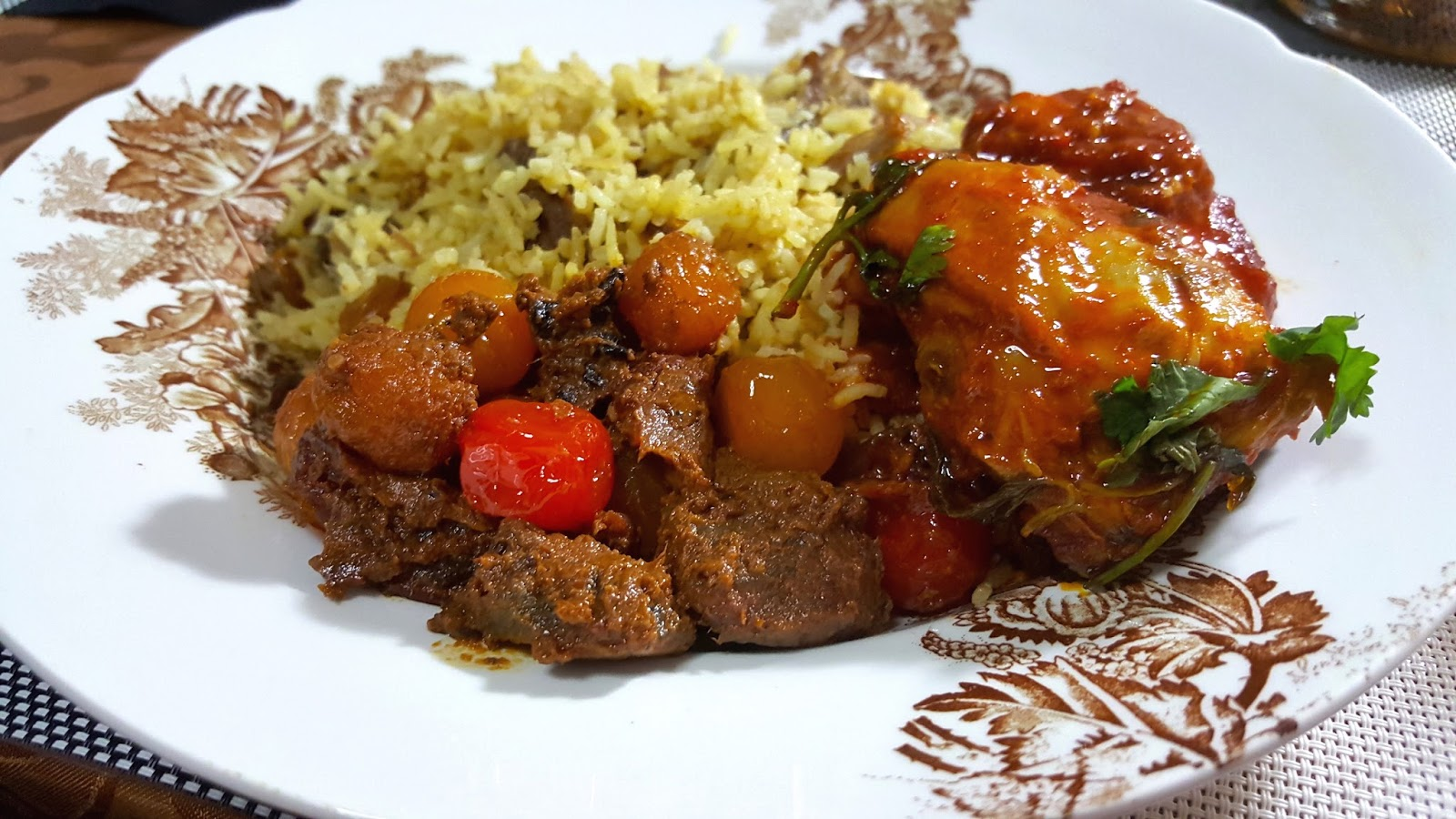 Ayam Masak Merah Cooked With A Twist And It Taste Great Plain Or Flavoured Rice Delicious En Dish Created In Easy Steps Do Share Try