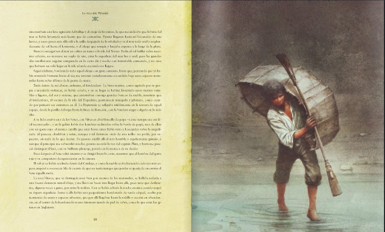 La isla del tesoro Robert Louis Stevenson BLUME