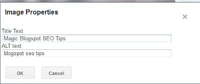 image optimization alt text