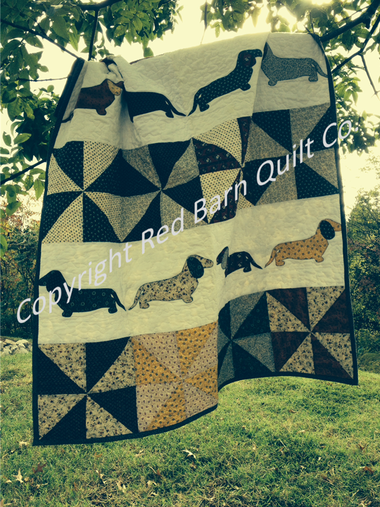 Red Barn Quilt Company