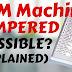 EVM ల టాంపరింగ్ పై ప్రతిపక్షాల ఆరోపణలు సరైనవేనా?