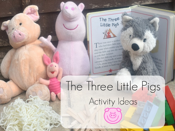 Book Of The Month - The Three Little Pigs