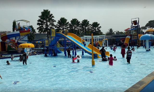 Harga Ticket Masuk Kranggan Waterpark Bekasi