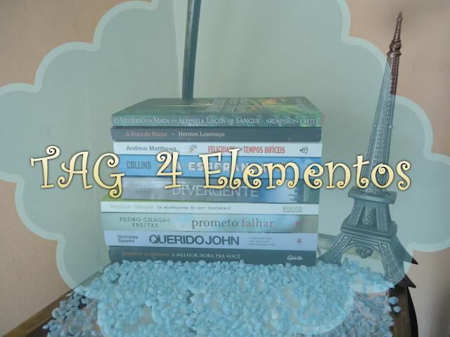 TAG: 4 Elementos
