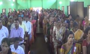 Teachers conference and Exhibition begun in Kilinochi