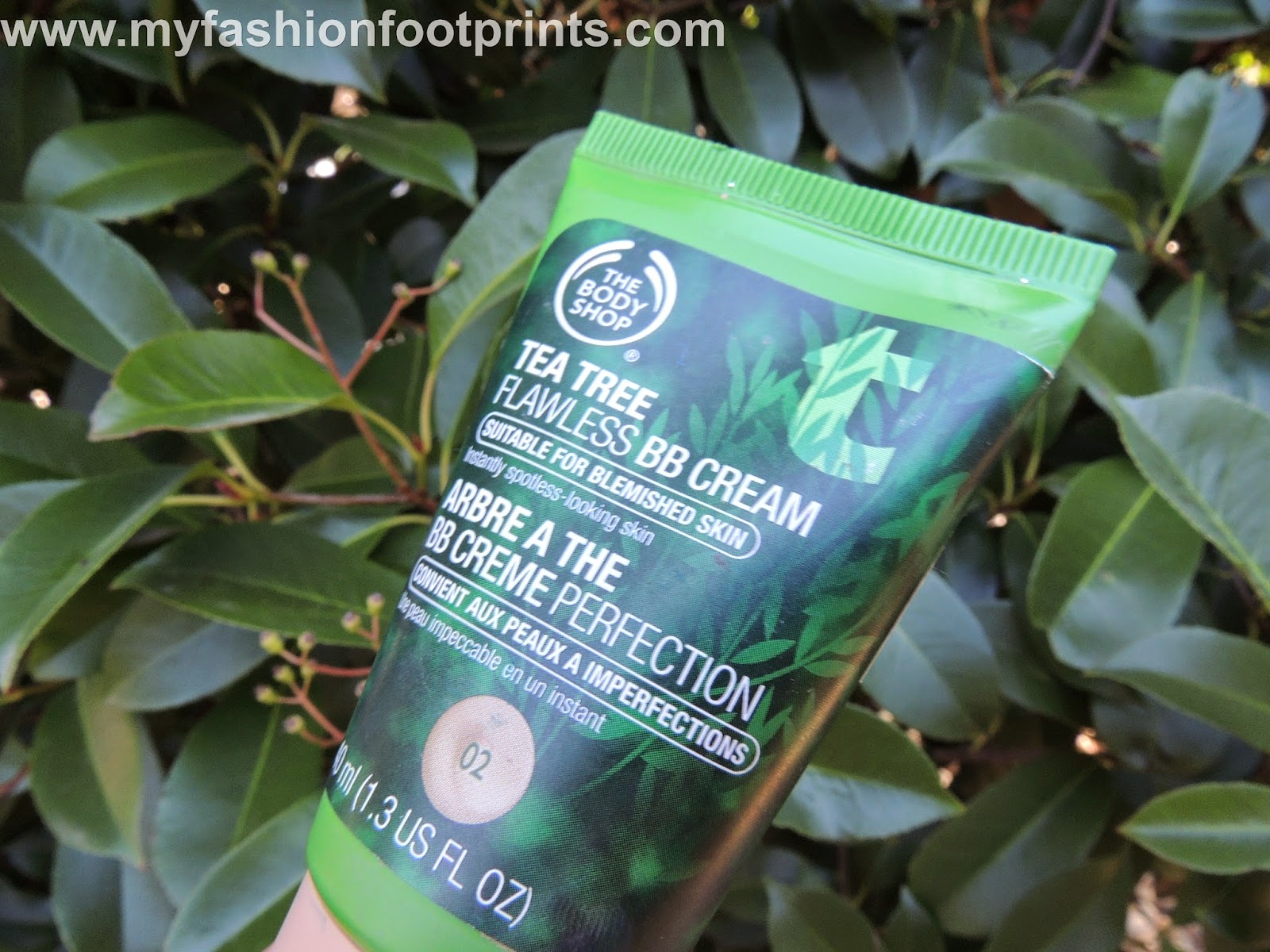 The Body Shop Tea Tree Flawless BB Cream