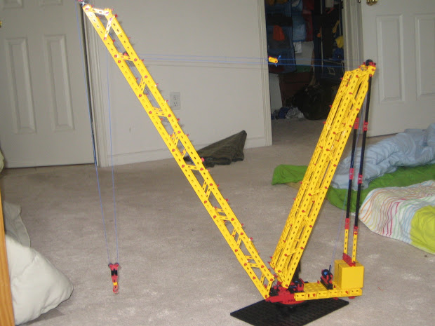 How To Build A Popsicle Crane Exploring Mars