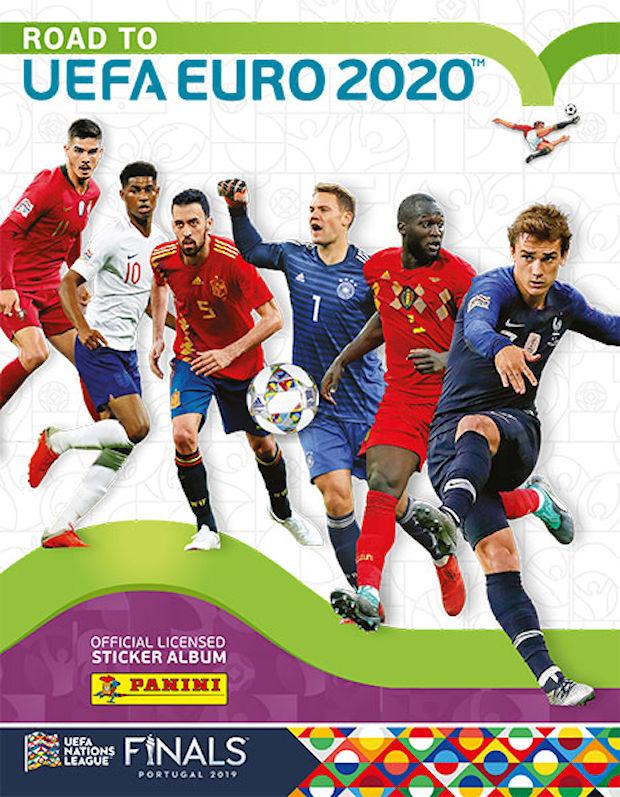 Calendrier Match Foot Euro 2020.Football Cartophilic Info Exchange Panini Road To Uefa