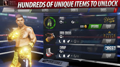 Real boxing mod apk latest version