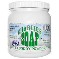 Charlies Soap Cloth diaper detergent