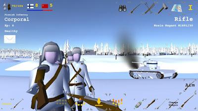 Winter War Apk + OBB Full Download (paid version)