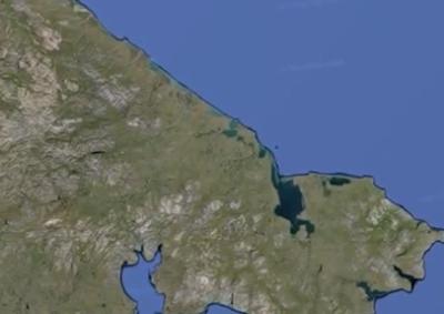 5 Tempat yang di Sensor Oleh Google Map Siberia