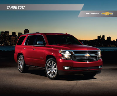 Special Edition Chevrolet Tahoe Custom Now Available