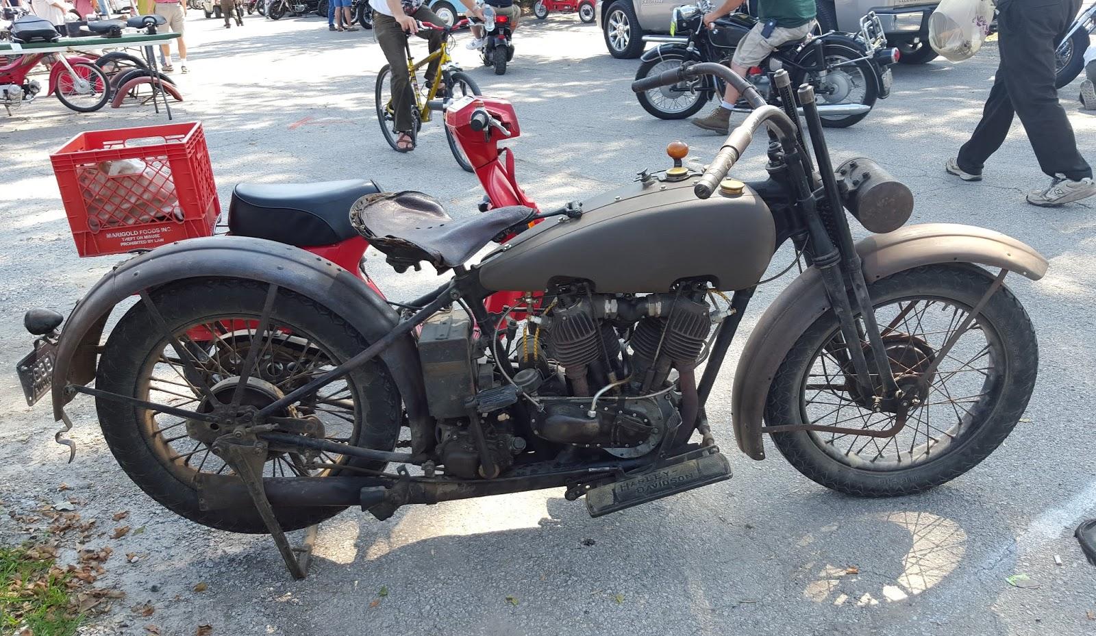 davenport motorcycle swap meet 2009