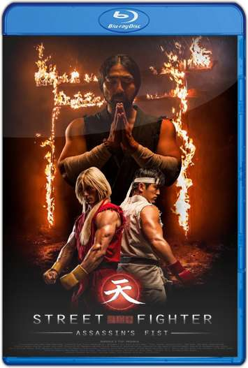 Street Fighter: El Puño Del Asesino (2014) HD 1080p y 720p Latino