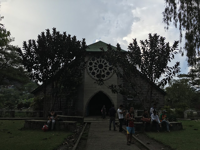The Church of St. Mary the Virgin Sagada