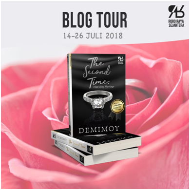 THE SECOND TIME BLOG TOUR