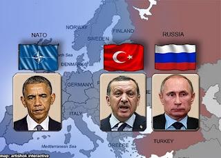 Boikot Amerika, Turki dan Rusia Sepakat Tidak Gunakan US Dollar Dalam Transaksi Perdagangan
