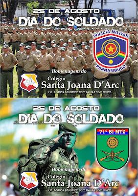 CSJD homenageia todos os heróis e heroínas da nossa nação!