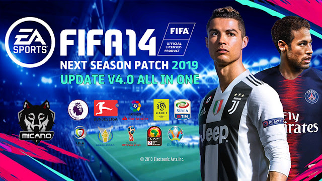 FIFA 14 Next Season Patch 2019 Update V4 0 AIO - Micano4u