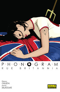 PHONOGRAM 1. Rue Britannia