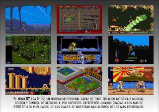 Program Bytes 48k: Calendario Atari ST (30 Aniversario) para 2015