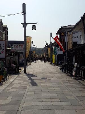 10D9N Spring Japan Trip: Uji Food Street, Kyoto