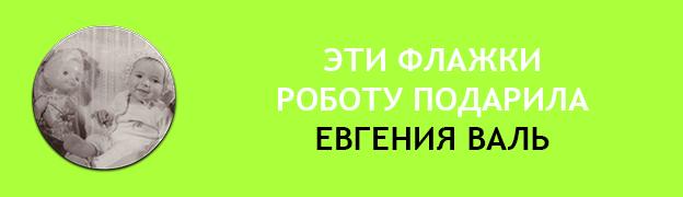 Подарочная плашка ЕВГЕНИЯ ВАЛЬ Подарок для Робота Роботу подарили
